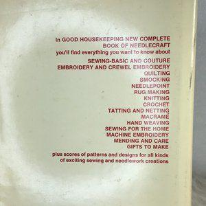 Good Housekeeping0 Office - Vtg Good Housekeeping New Complete Book Needlecraf
